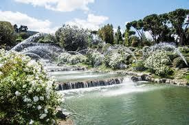 meridiana giardino delle cascate
