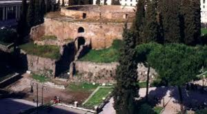 meridiana mausoleo di augusto