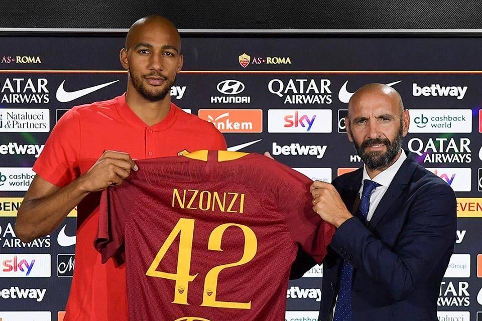 Roma, Steven Nzonzi firma con i giallorossi: 26,65 milioni di euro ...