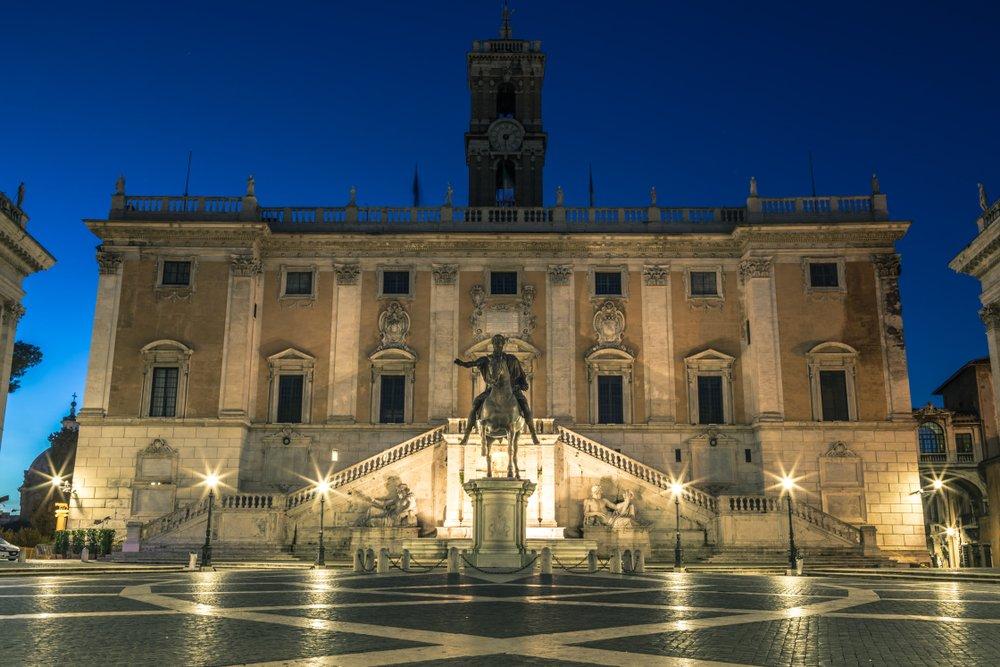 M'illumino di led: nuova luce sul Campidoglio | Meridiana Notizie