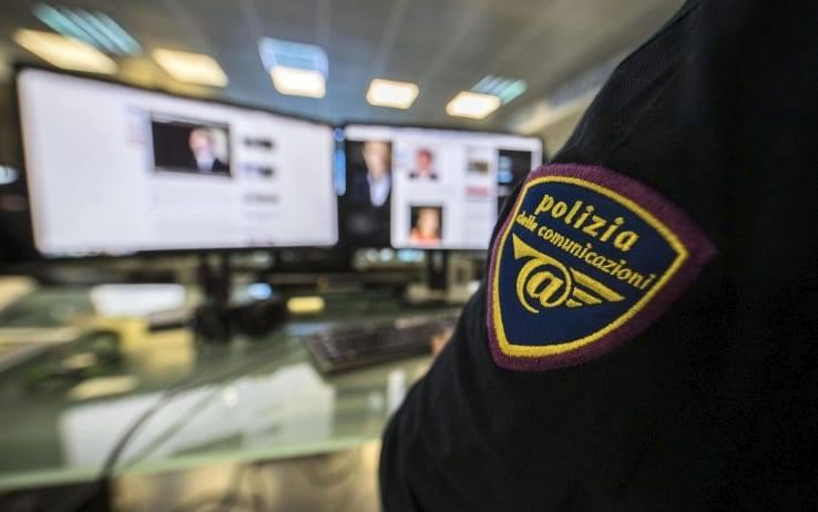 La Polizia di Stato scende in campo per la salvaguardia dello shopping  natalizio online 72c2badf387b